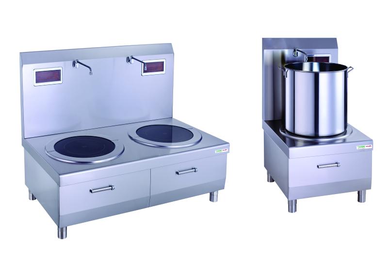 Bếp hầm (bếp thấp) điện từ Masterinduc là gì?
