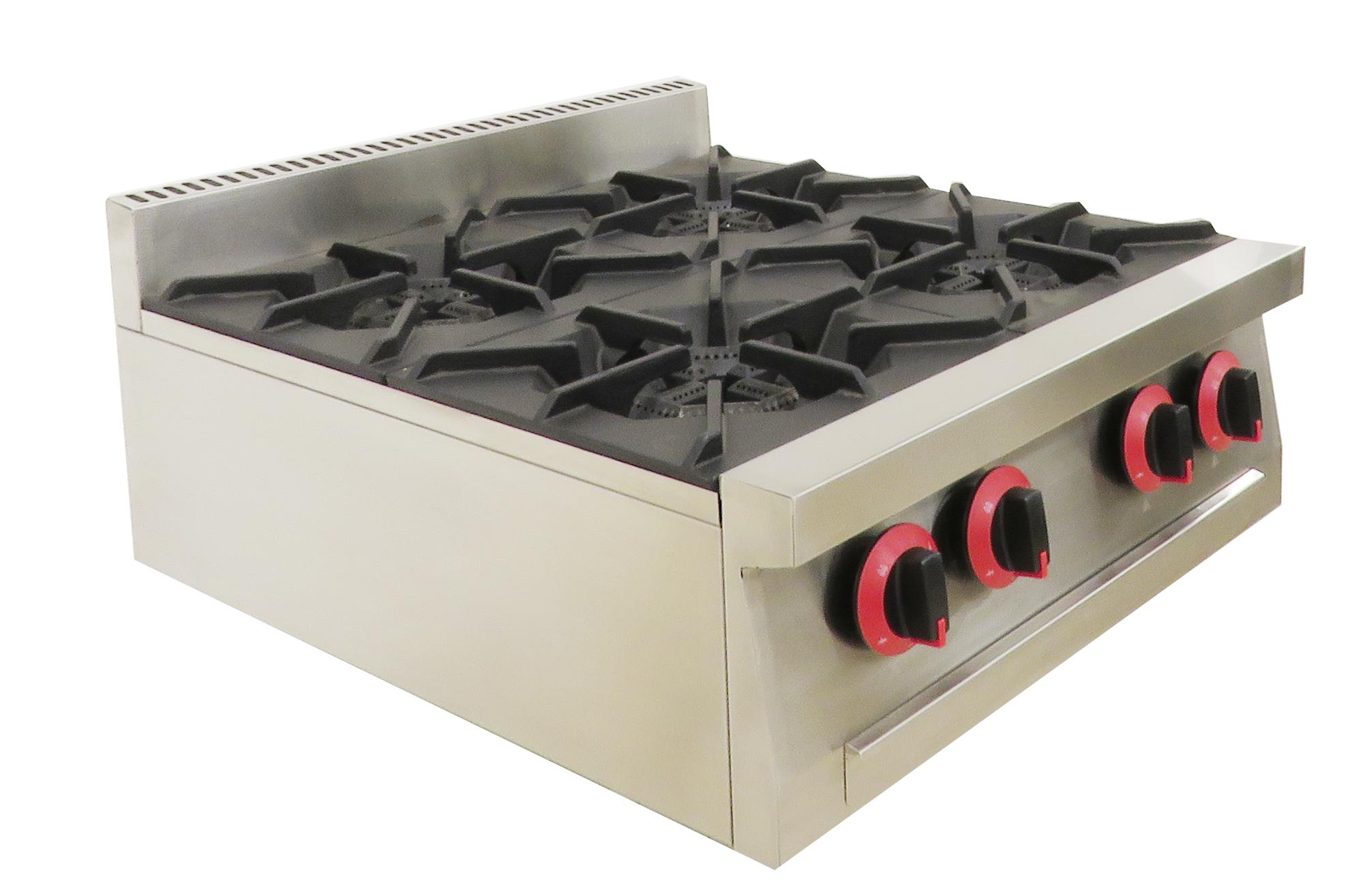 Giới thiệu chiếc bếp Âu nhỏ gọn, tiện lợi cho các nhà hàng quy mô vừa và nhỏ