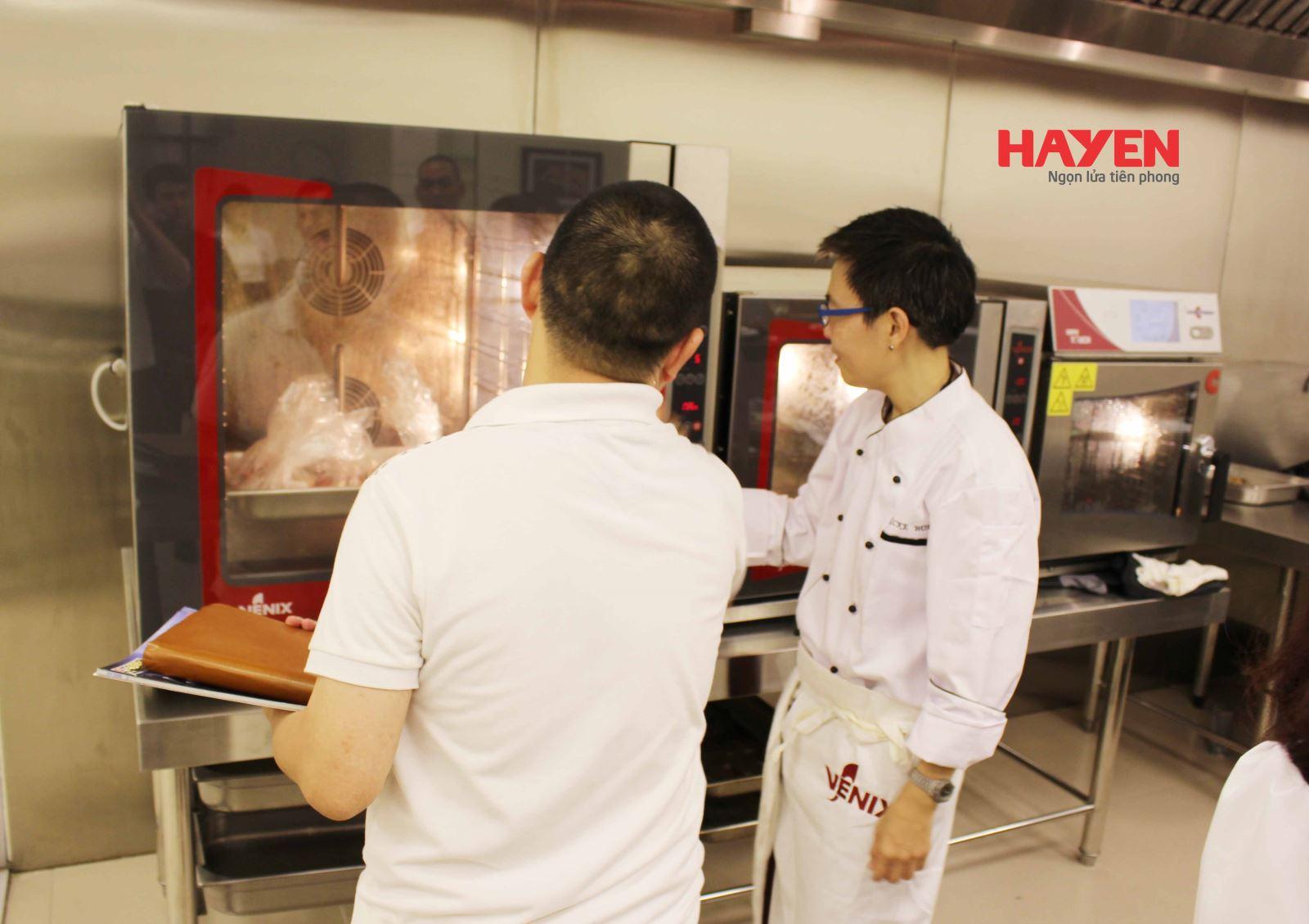 Bếp từ Hà Yến – Giải pháp tăng lợi nhuận từ việc tiết kiệm chi phí cho mọi khu bếp công nghiệp