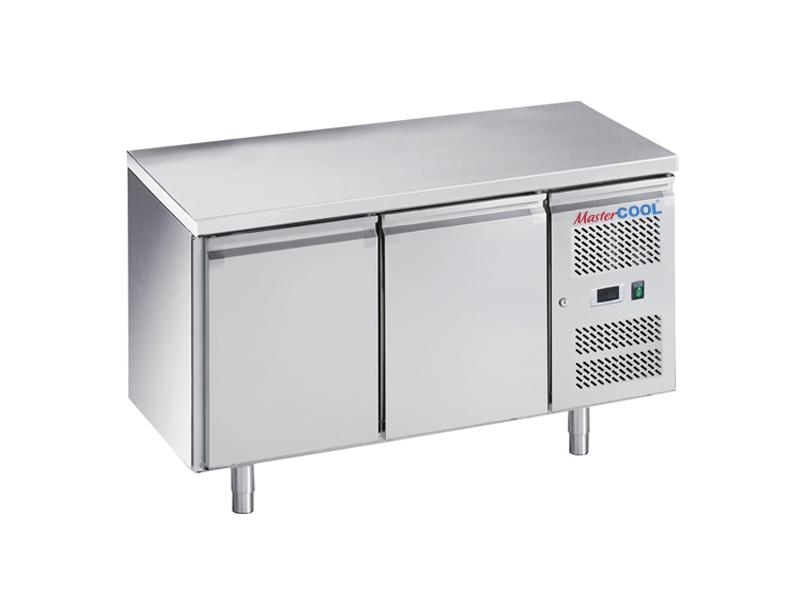 Bàn lạnh 2 cánh Inox - 2 door counter chiller