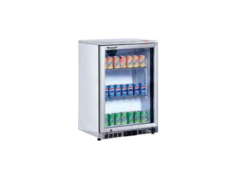 Tủ quầy bar 1 cánh - 1 swing door Bottle Cooler